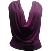 Maison Margiela Purple Top for Women Vintage