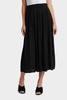 Bruised Polyester Skirt