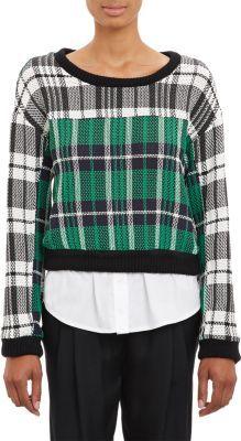 Sea Sweater & Shirt Combo