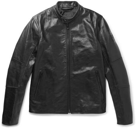 Belstaff Southbourne Leather Jacket