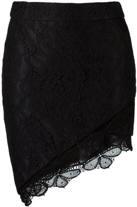 Martha Medeiros Lace Skirt