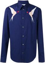 Stella McCartney swallow chest shirt