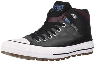 Converse Unisex Adults Chuck Taylor CTAS Street Boot Hi Low-Top Sneakers