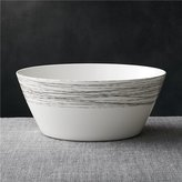 "Crate & Barrel Ito 8.75"" Serving Bowl"