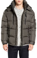 SAM. Quilted Down Jacket