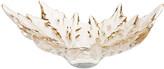 Lalique Champs-Elysees Bowl - Gold Luster - Medium