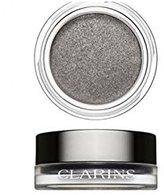 Clarins Ombre Iridescente Cream To Powder Iridescent Eyeshadow - Silver Grey - 7g/0.2oz