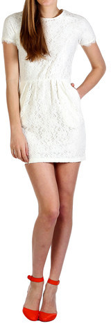 Dolce Vita Sarus Dress Cream