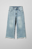 Thumbnail for your product : Weekday Ally Jeans - Blue