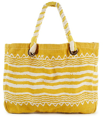 Lucky Brand Irving & Fine Tote Bag