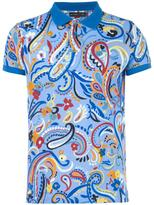 Etro allover print polo shirt - men - Cotton - XL