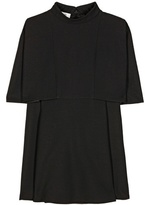 Valentino Wool And Silk Sleeveless Top