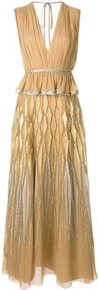 Alberta Ferretti Evening Dress