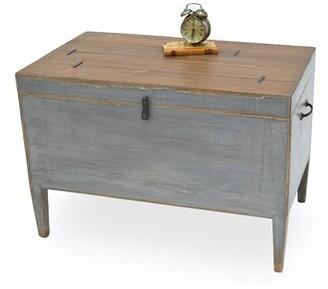 Sarreid Ltd. Trunk Tray Table