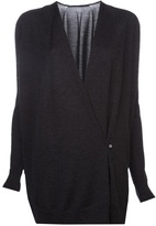 The Row cashmere silk cardigan