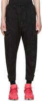 Y-3 Black Minimalist Nln Trousers