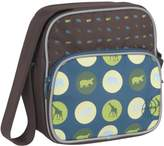 Lassig Mini Square Bag - Savannah Print Petrol