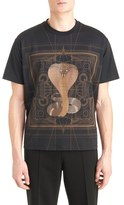 Givenchy Men's Cobra Graphic T-Shirt