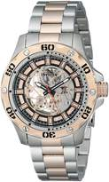 Invicta Men's 15230 Specialty Analog Display Mechanical Hand Wind Two Tone Watch