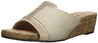 SoftStyle Soft Style Women's Omber Wedge Sandal