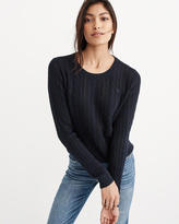 Abercrombie & Fitch Crew Knit Sweater