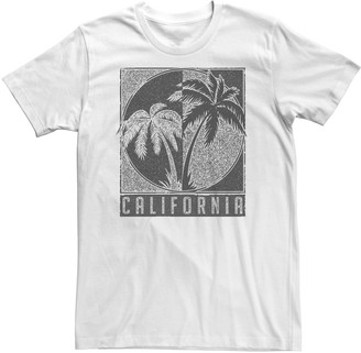 Fifth Sun Men's Stippling Palm Tee