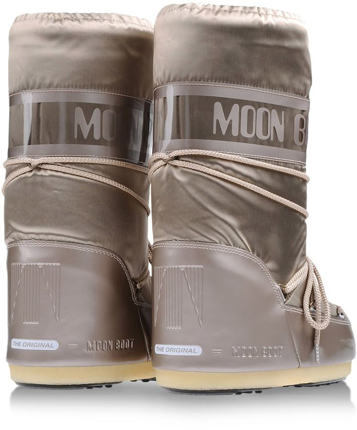 Moon Boot Rain & Cold weather boots
