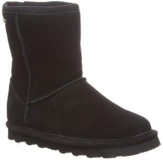 BearPaw Helen Faux Fur Lined Suede Boot