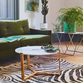 Graham and Green Natural Agate Coffee Table