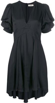 Zadig & Voltaire Zadig&Voltaire Royal satin dress