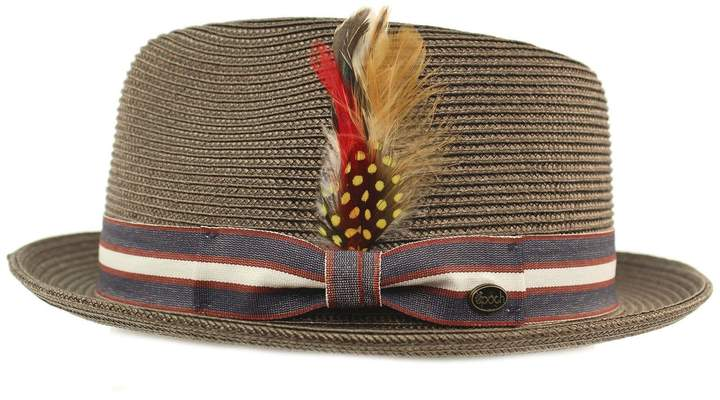 8b1bd014 Mens Brown Fedora Hats - ShopStyle Canada