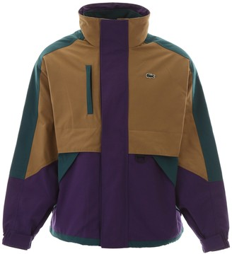Lacoste Colour Block Parka