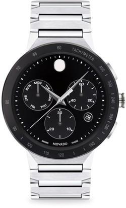 Movado Sapphire Chronograph Watch