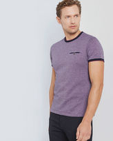 RICHIE Crew neck cotton Tshirt