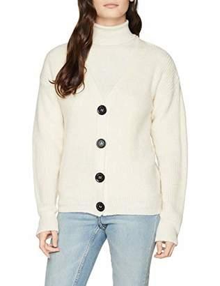 New Look Petite Women's Fisherman Button Through6093481 CardiganSmall