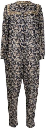 Etoile Isabel Marant Vasco flora-print jumpsuit