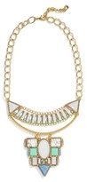 BaubleBar Women's Marquessa Statement Necklace