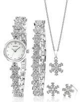 Sekonda Snowflake Ladies Gift Set