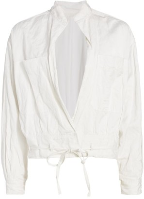 Jason Wu Collection Lightweight Bomber Jacket