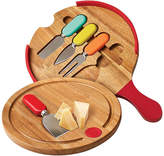 Fiesta 4-pc. Multicolor Cheese Tool & Slicer Board Set