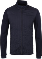 Paul & Shark Navy Zip Through Jacket