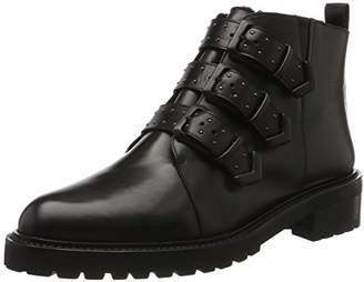Gardenia COPENHAGEN Women's Eleanor Boots, (Black CLB)
