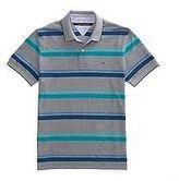 Tommy Hilfiger Men's Custom Fit Pique Polo