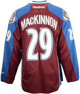 Reebok Men's Nathan MacKinnon Colorado Avalanche Premier Jersey