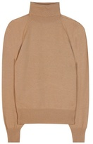 The Row Teresa Wool And Cashmere Turtleneck