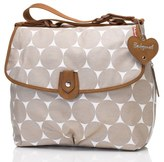 Babymel Infant 'Satchel' Diaper Bag - Beige