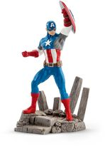 Schleich Marvel Captain America Figure by