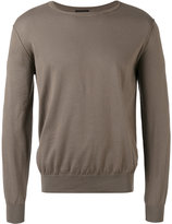 Z Zegna longsleeve sweatshirt - men - Cotton - S