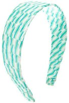 Missoni Multicolor Crocheted Headband