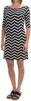 Yala Renee Dress - Scoop Neck, Elbow Sleeve (For Women)